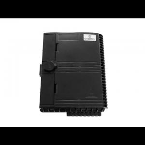Caixa de Terminação Óptica CTO FTTH 16 Portas Overtek OT-8906-CT