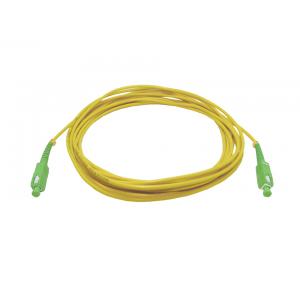 Cordão Óptico Simplex Monomodo SC/APC 5 Metros OT-8802-AS