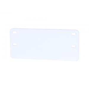 Plaqueta de Identificação Branca Cabo Óptico