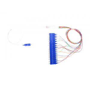 Splitter Óptico PLC 1x16 Conectorizado SC/UPC