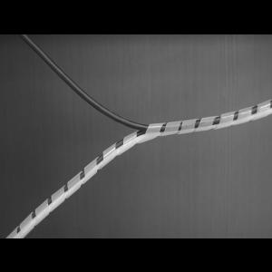 Tubo Organizador Espiral 6mm Overtek OT-8497-EC