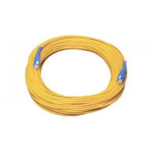 Cordão Óptico Simplex Monomodo SC/UPC 20 Metros OT-8806-SS                                 class=