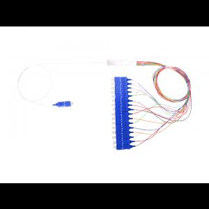 Splitter Óptico PLC 1x16 Conectorizado SC/UPC OT-8304-UPW