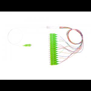 Splitter Óptico PLC 1x16 Conectorizado SC/APC OT-8304-APW